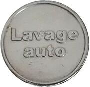 Jeton de lavage auto S.D.A. (20,5mm) – avers