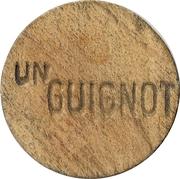 Jeton Un Guignot (Guignolet-Kirsch) -  avers