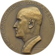 Médaille - Union Industrielle et Maritime -  avers