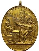 Médaille - Pacte Fédératif