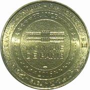 Jeton Touristique - Monnaie de Paris - Cité des sciences et de l'industrie