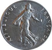 50 centimes Semeuse (Argent) -  avers