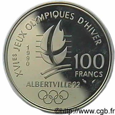 piece de monnaie albertville 92