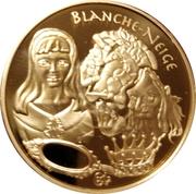 20 euros Blanche-Neige -  revers