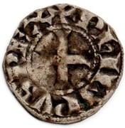"Denier tournois - Philippe III dit ""le Hardi"" – avers"
