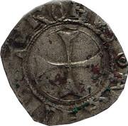 Denier tournois - Henry VI roi de France et d'Angleterre – revers