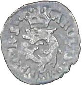 Liard du Dauphiné - Charles IX - 2ème Émission -  avers