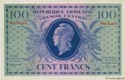 100 francs Marianne (type 1943) – avers