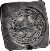 2 Gulden (Monnaie obsidionale; Klippe) – avers