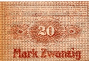 20 Mark (Frankfurter Maschinenbau) – revers