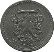 10 pfennig - Frankfurt am Main – revers