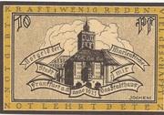 10 Pfennig (Frankfurt an der Oder) – revers