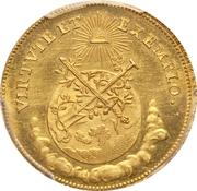 1½ Ducat (Couronnement de Josef II) – revers