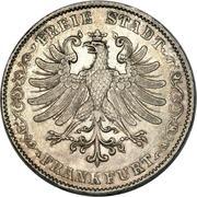 2 Thaler / 3½ Gulden – avers