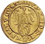 1 Goldgulden - Ruprecht III. von der Pfalz – revers