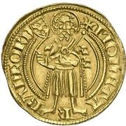 1 Goldgulden - Ruprecht III. von der Pfalz -  avers