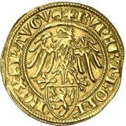 1 Goldgulden - Ruprecht III. von der Pfalz -  revers