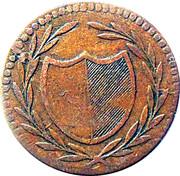 1 pfennig 1819 - Francfort sur le Main – avers