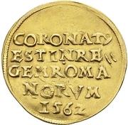 1 Goldgulden (Coronation) – revers