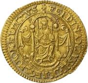 1 Goldgulden (Coronation – revers