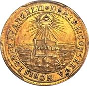 1 Dukat (Bicentenaire de la Réformation) – revers
