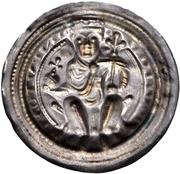 1 brakteat Heinrich VI. von Hohenstaufen – revers