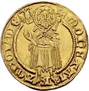 1 Goldgulden - Ruprecht III. von der Pfalz – avers