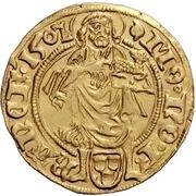 1 goldgulden - Maximilian I. – avers