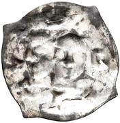 """1 Pfennig """"Vierzipfliger"""" – revers"""