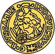 1 goldgulden (contremarque) – avers