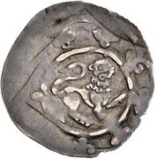 1 Pfennig - Otto II von Berg -  avers