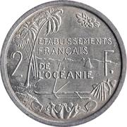 2 francs (E.F.O.) – revers