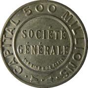 10 centimes - Société Générale – avers