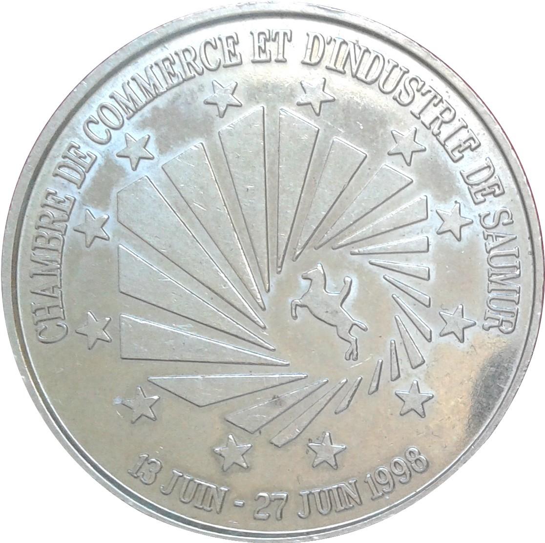 1 euro du saumurois 49 france villes et r gions for Chambre criminelle 13 juin 1972