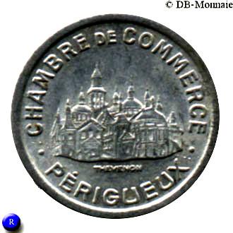 5 centimes chambre de commerce p rigueux 24 france notgeld numista - Chambre de commerce perigueux ...