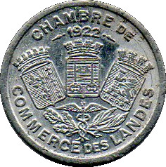 10 centimes chambre de commerce landes 40 france - Inscription chambre de commerce ...