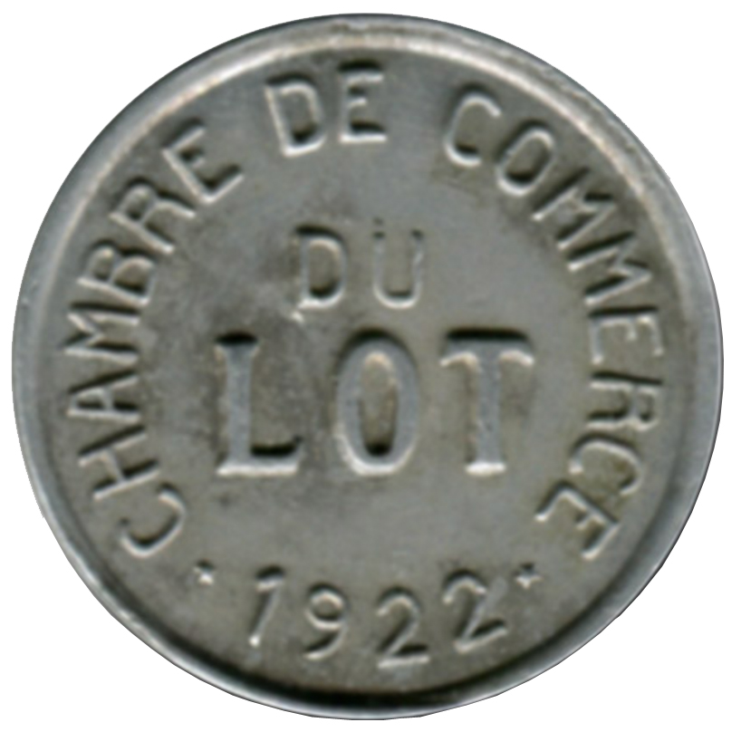 10 centimes chambre de commerce lot 46 france for Chambre de commerce polonaise en france