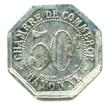 50 centimes chambre de commerce bayonne 64 france - Chambre du commerce bayonne ...