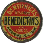 5 centimes - Dentifrices des Bénédictins - Soulac – avers