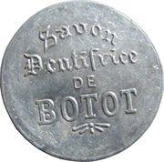 5 centimes - Savon dentifrice de Botot – avers