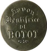 25 centimes - savon dentifrice de Botot – avers