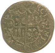 2 kreutzer Johann Oyger Brendel de Homburg – avers