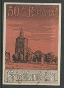 50 Pfennig (Friedland) – revers