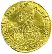 1 Ducat - Albrecht von Wallenstein – avers