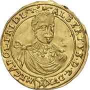 1 ducat Albrecht von Wallenstein – avers