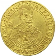 10 Ducat - Albrecht von Wallenstein – avers
