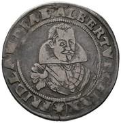 ½ Thaler - Albrecht von Wallenstein – avers