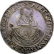 1 thaler Albrecht von Wallenstein – avers