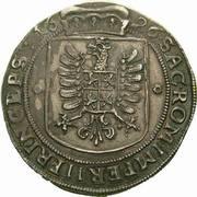 1 Thaler - Albrecht von Wallenstein – revers