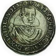 1 Thaler - Albrecht von Wallenstein – avers